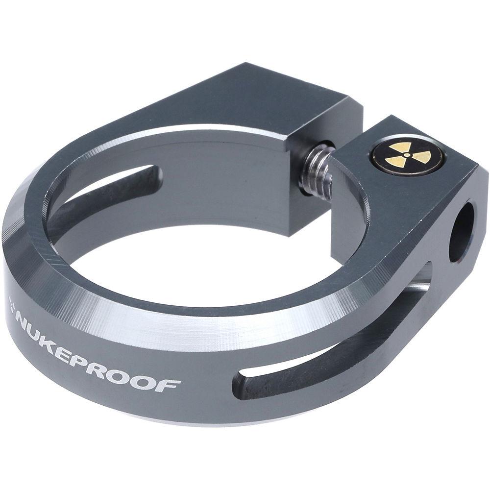 Nukeproof Horizon Seat Clamp - Grey - 31.8mm  Grey