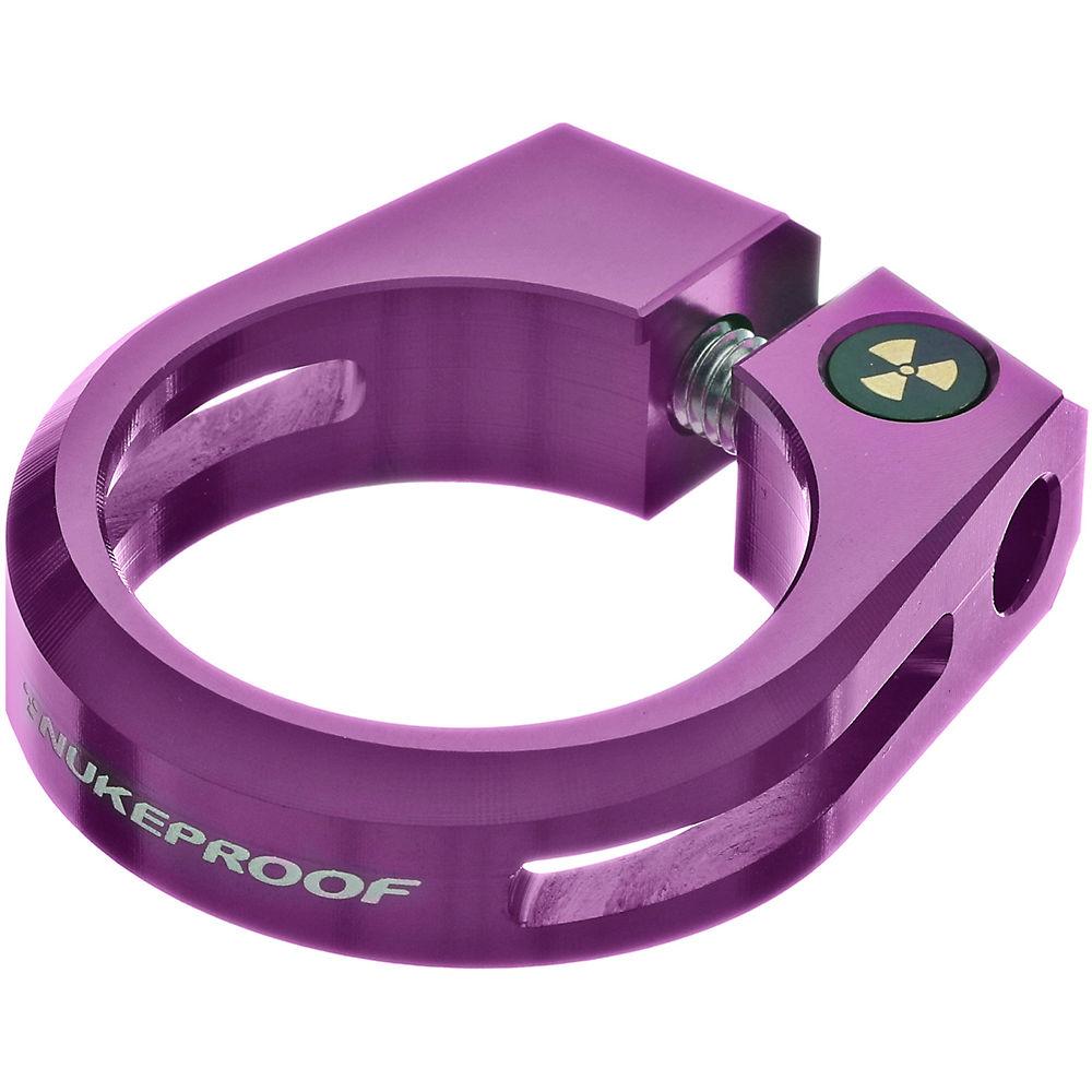 Nukeproof Horizon Seat Clamp - Purple - 36.4mm  Purple