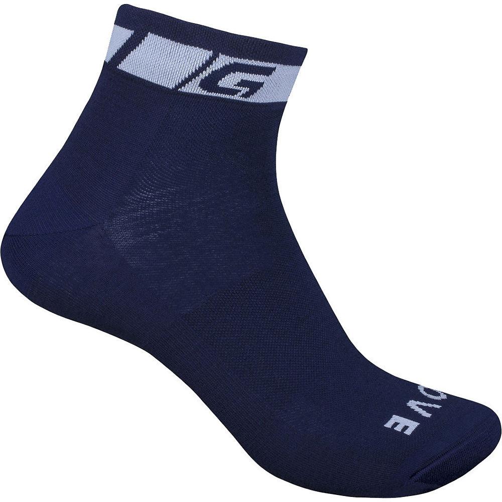 Gripgrab Classic Low Cut Socks - Navy  Navy