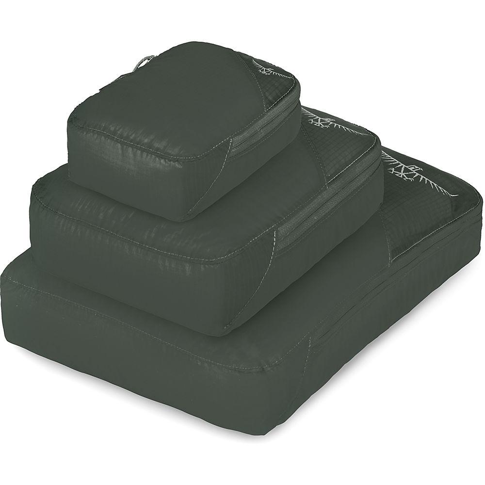Osprey Ultralight Packing Cube Set - Shadow Grey, Shadow Grey
