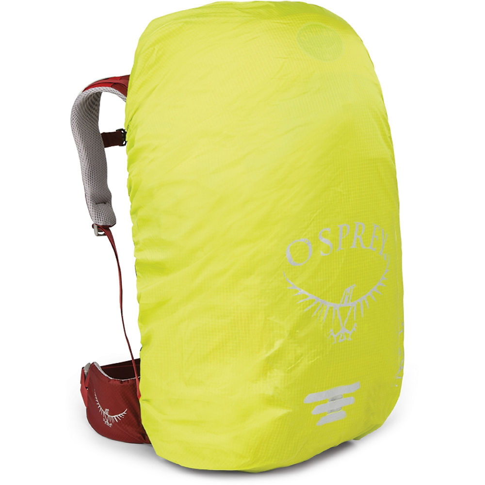 ComprarCubremochila impermeable de alta visibilidad Osprey - Lima eléctrica - XS, Lima eléctrica