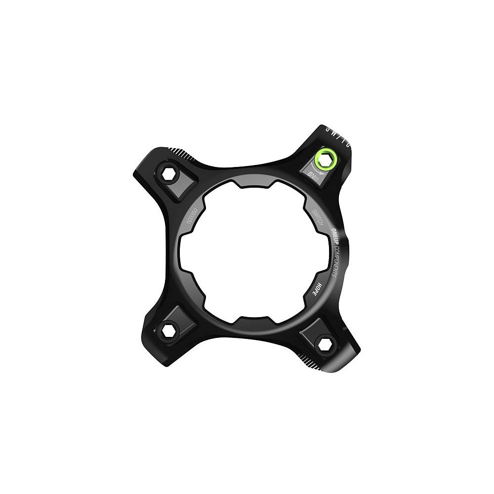 Image of Spider OneUp Components Switch - nero - SRAM - 3mm Offset, nero