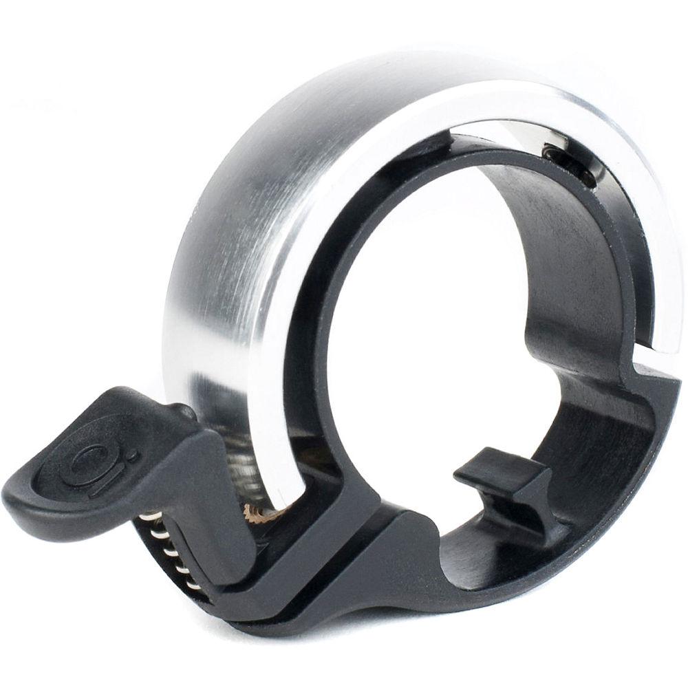 Timbre clásico Knog OI - Plata - Small, Plata