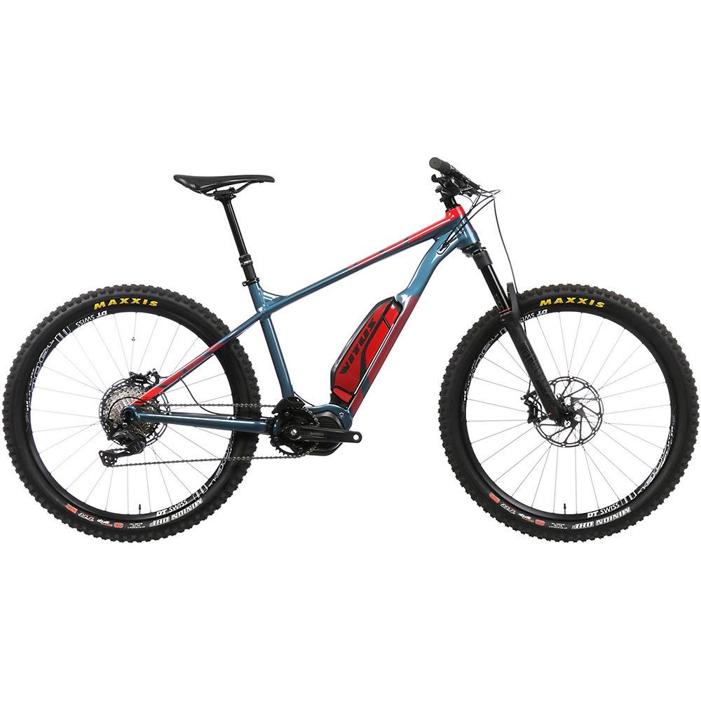 Vitus Bikes E-Sentier VR Hardtail E-Bike - SLX 1x11 2018