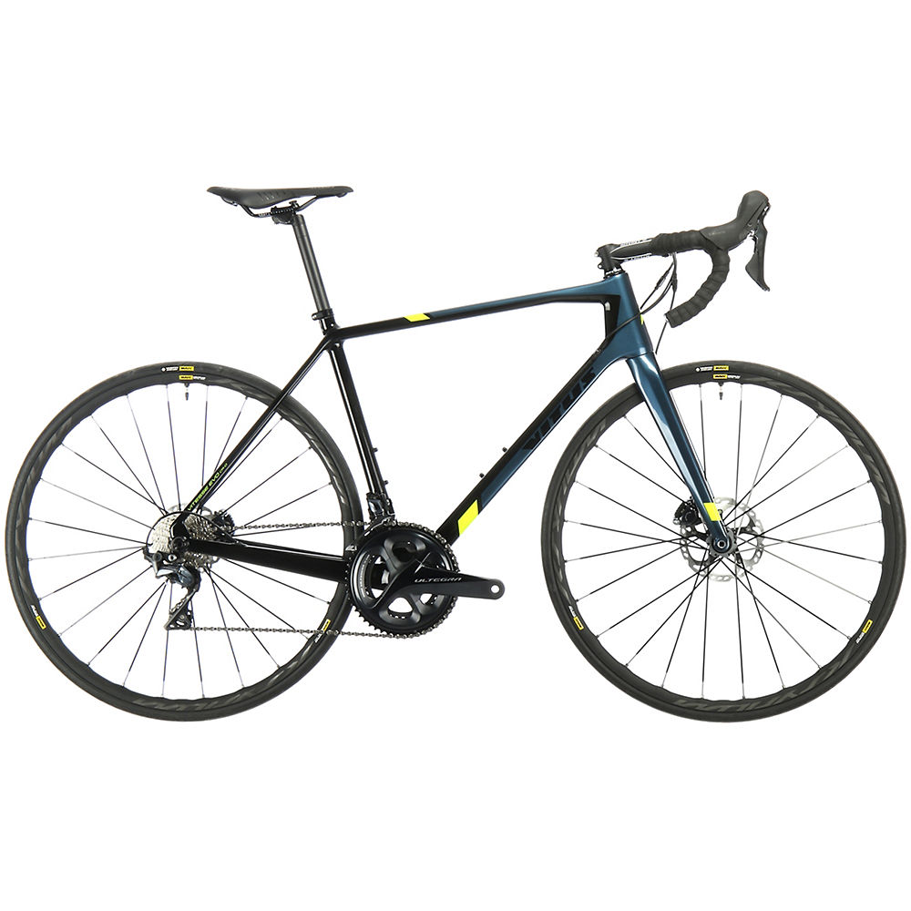 Vitus Vitesse Evo CR Disc Road Bike – Ultegra 2018