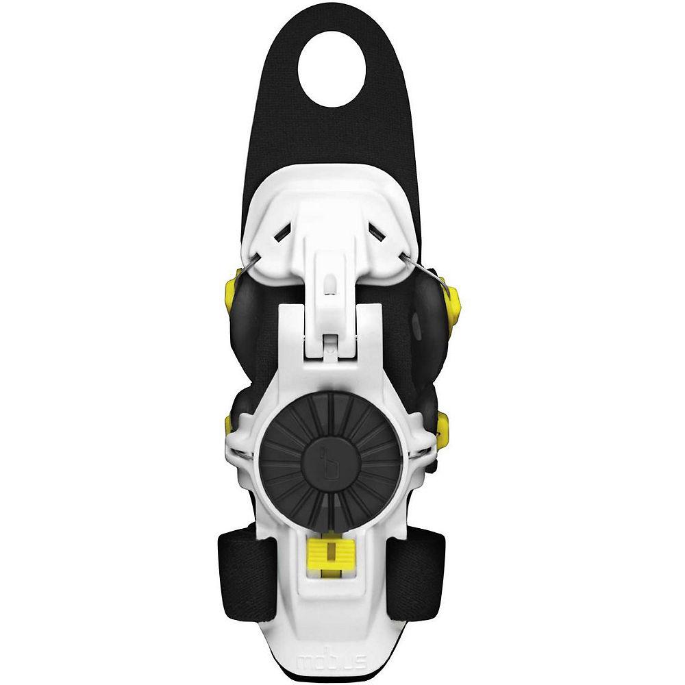 Image of Protège-poignet Mobius X8 - Blanc - Acide jaune - M/L, Blanc - Acide jaune