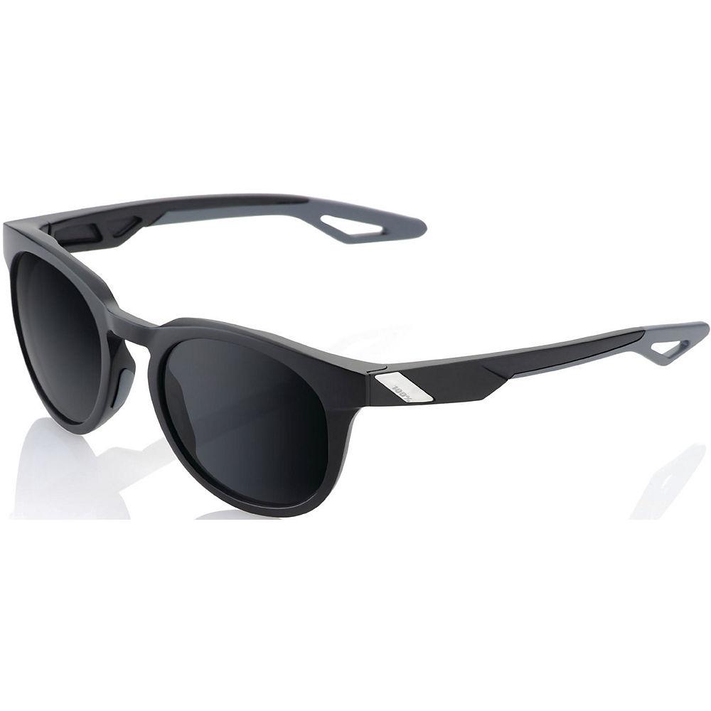 100% Campo Sunglasses - Soft Tact Black - Grey Peakpolar  Soft Tact Black - Grey Peakpolar