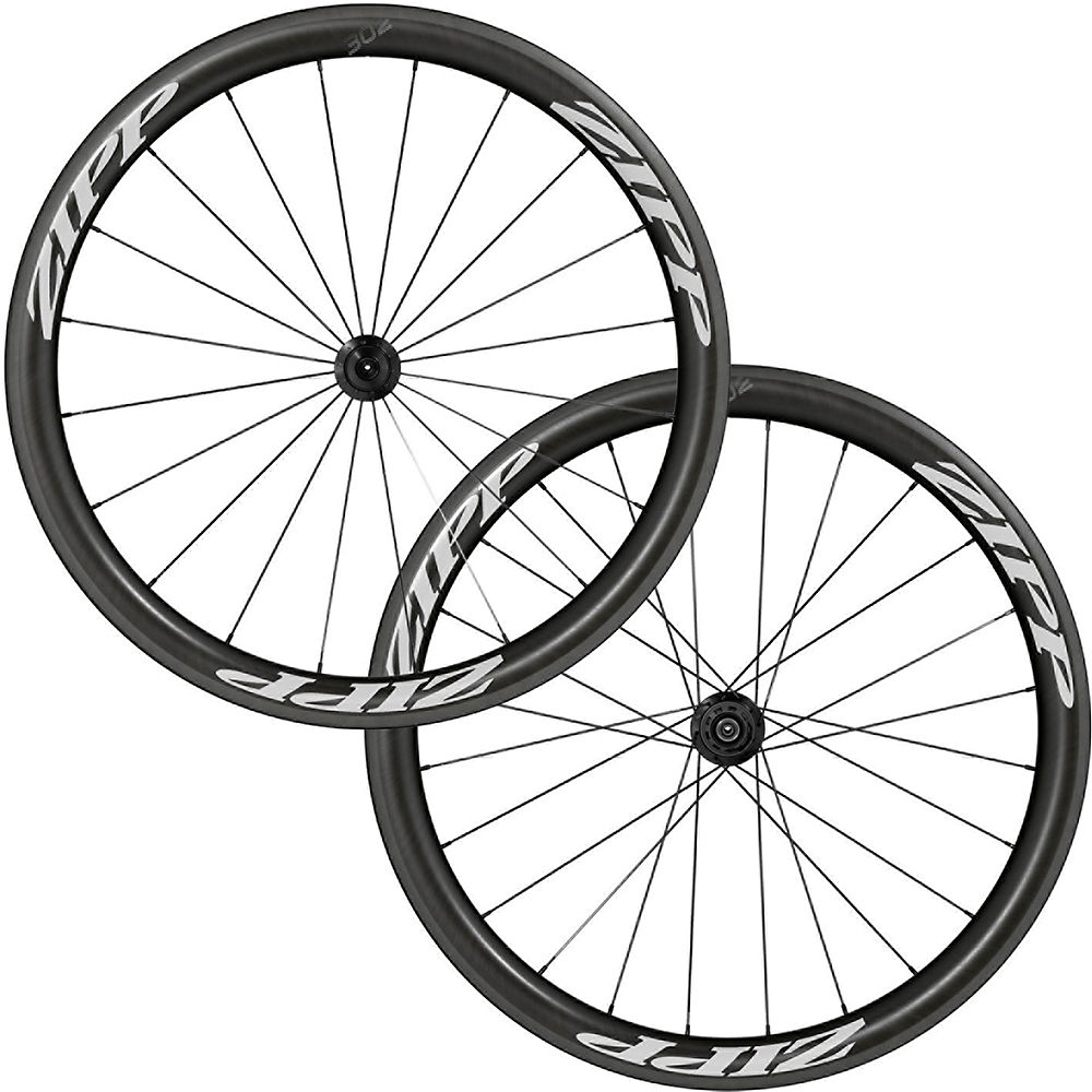 Juego de ruedas de carbono Zipp 302 (de cámara) 2018