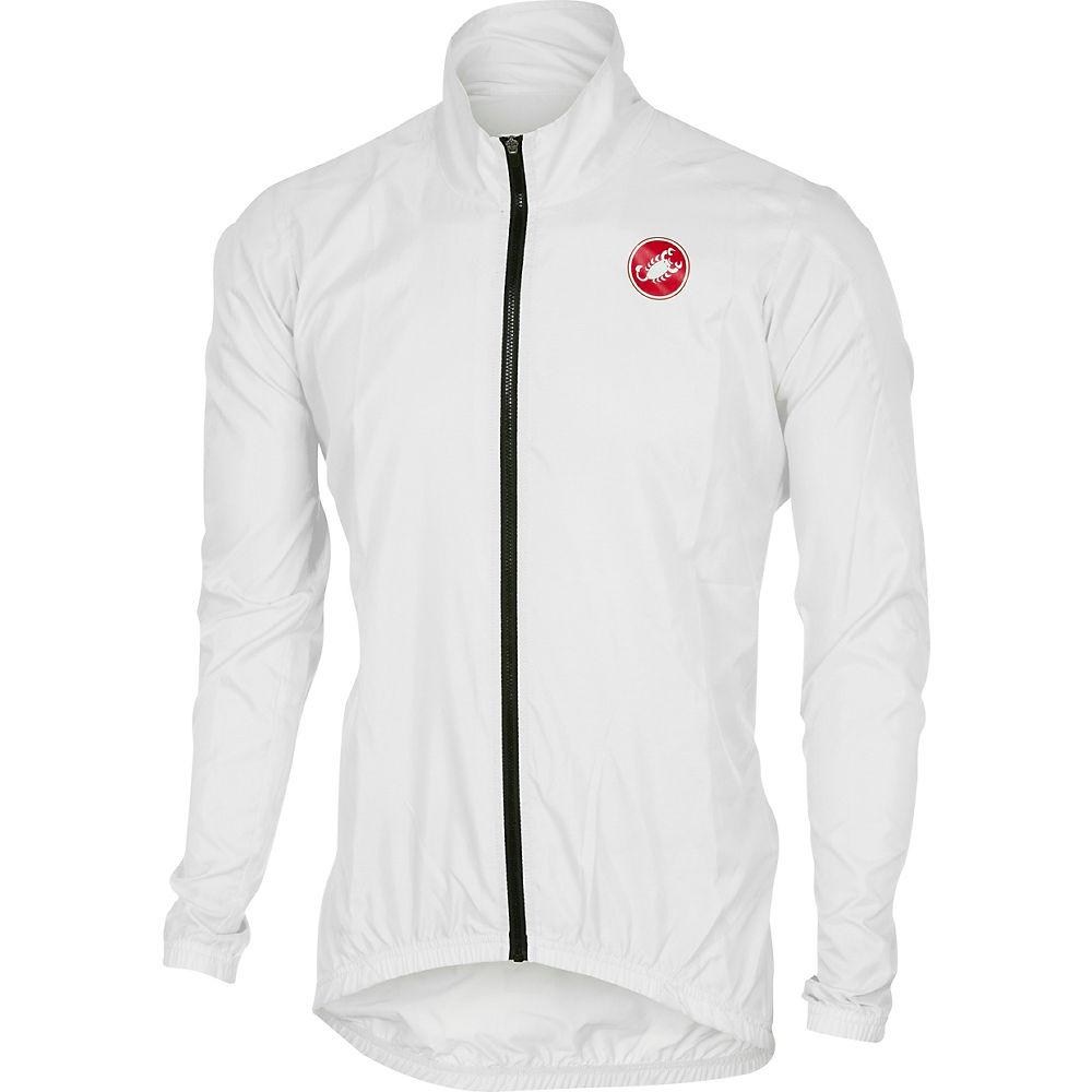 Castelli Squadra Er Jacket - White, White
