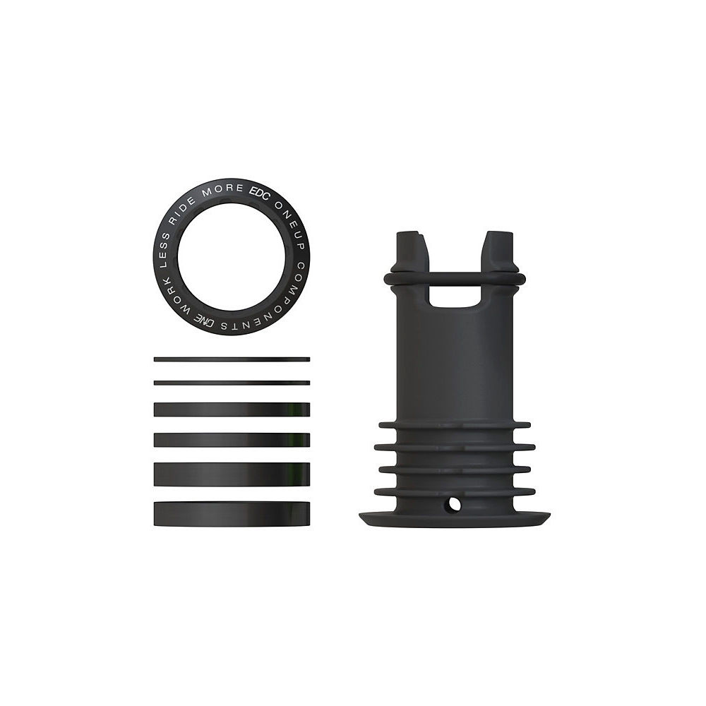 Image of Cone de direction OneUp Components EDC - Noir, Noir