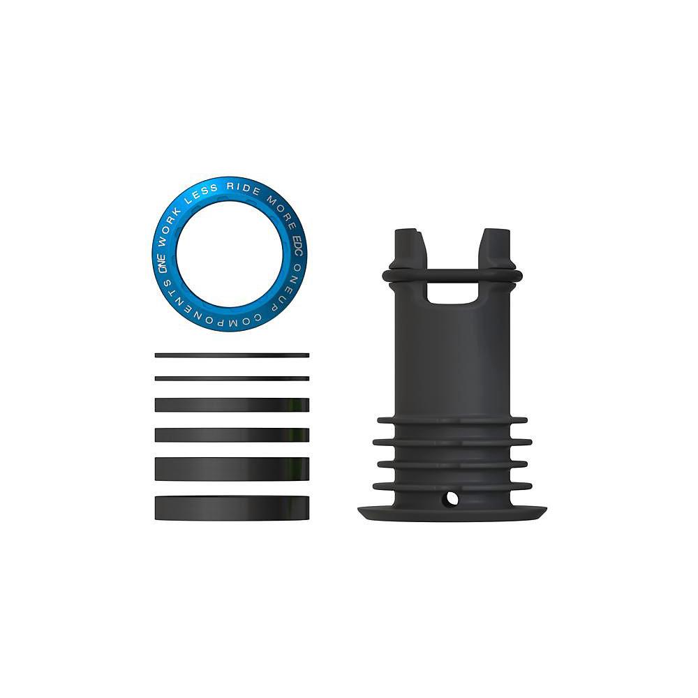 Image of Cone de direction OneUp Components EDC - Bleu, Bleu