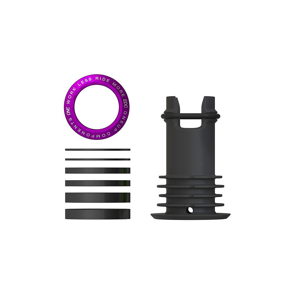 Image of Cone de direction OneUp Components EDC - Violet, Violet
