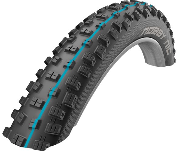 "Schwalbe Nobby Nic SnakeSkin Tire 29 x 2.25/"" PaceStar Compound"