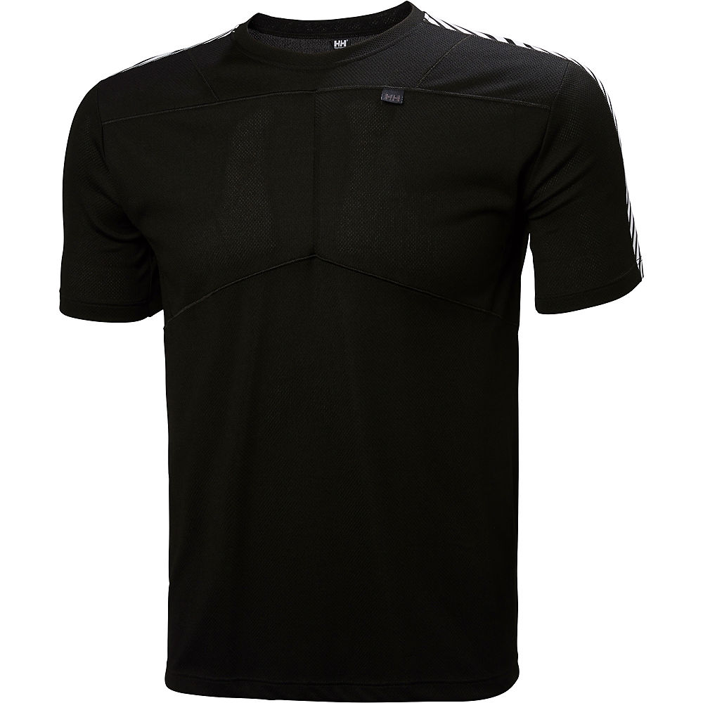 helly hansen lifa tee - black