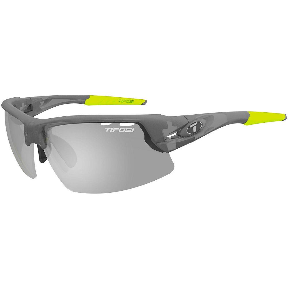 Tifosi Crit Fototec Sunglasses - Matte Crystal Smoke-fototec Smoke Lens  Matte Crystal Smoke-fototec Smoke Lens