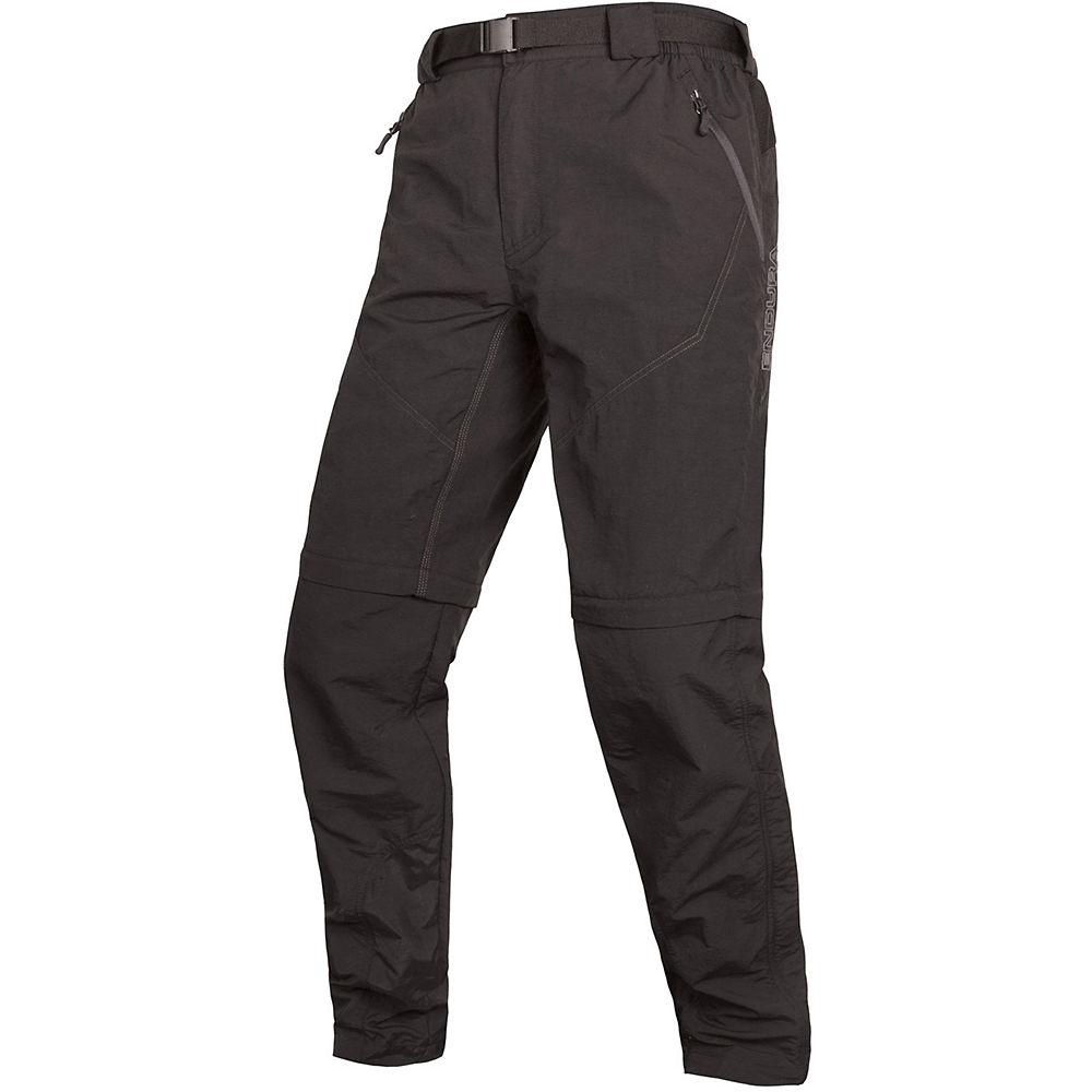Endura Hummvee Zip-off Trouser - Black - Xxl  Black