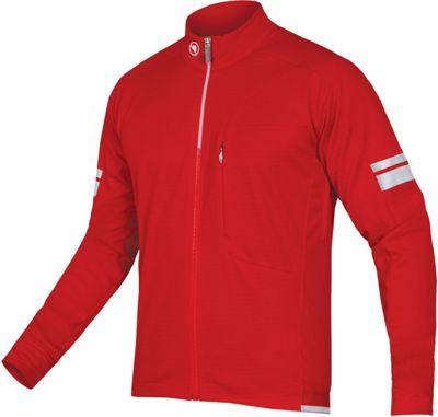Endura Windchill Jacket Men red