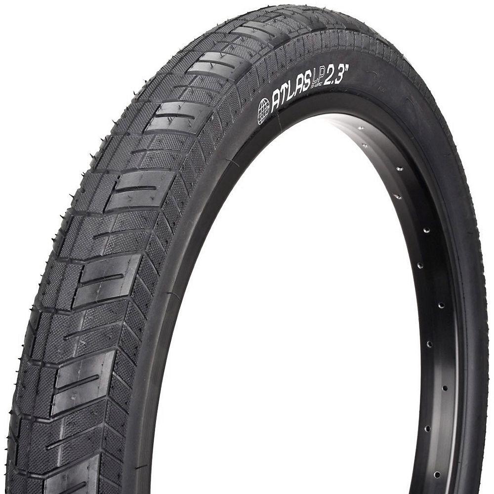 Fiction Atlas Lp Bmx Tyre - Black - 20  Black