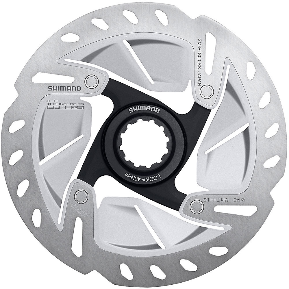 Shimano Ultegra RT800 Ice-Tech FREEZA Rotor - Silver - 160mm, Silver
