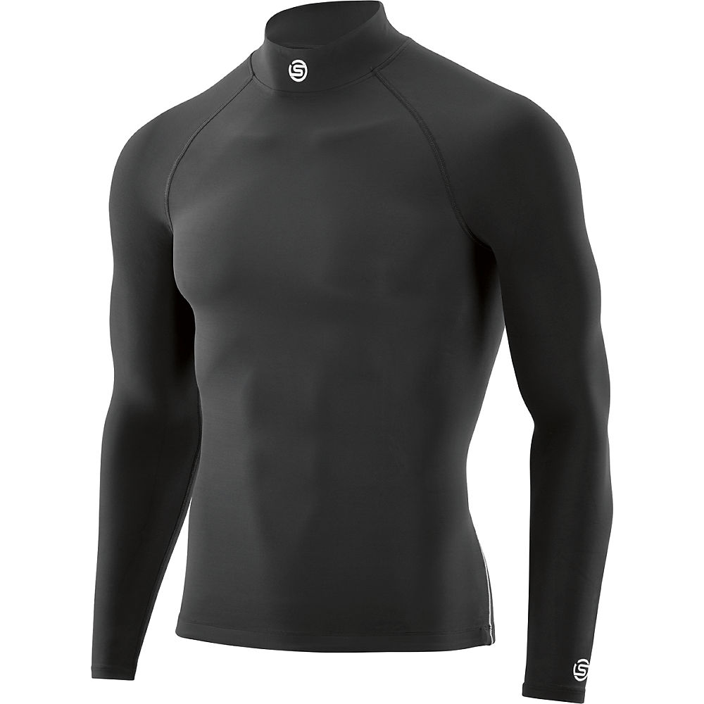 Camiseta térmica de manga larga y cuello alto Skins DNAmic Team AW17