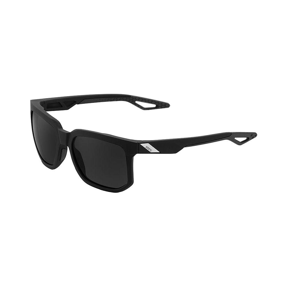 100% Centric Sunglasses - Matte Black, Matte Black