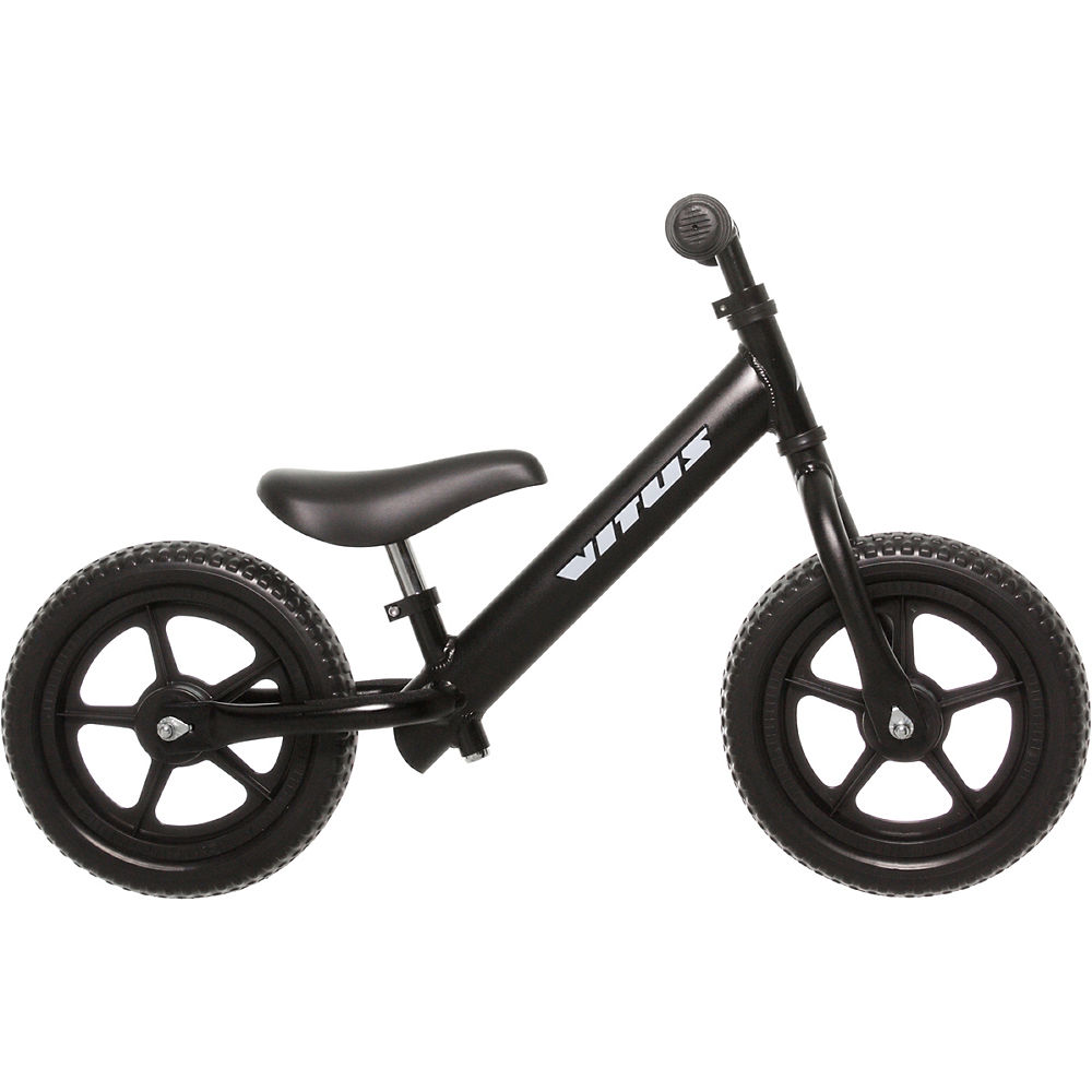 Vitus Nippy Superlight Balance Bike - Black - 10