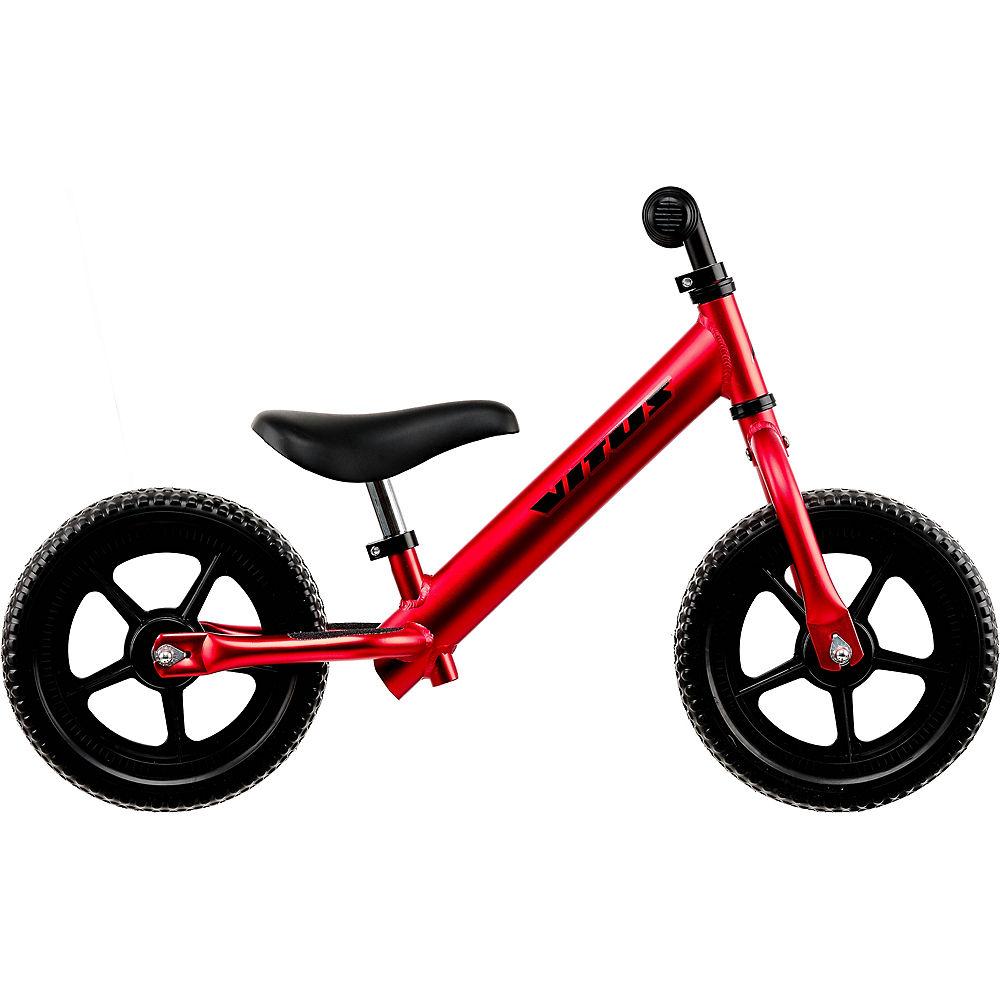 Vitus Nippy Superlight Balance Bike - Dark Red - 10