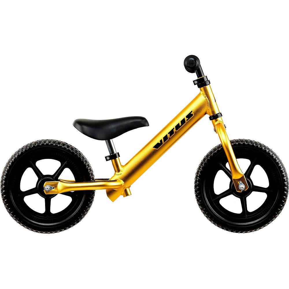 Rad Vitus Nippy Superlight Kinderlaufrad 2019 - Gold - 12