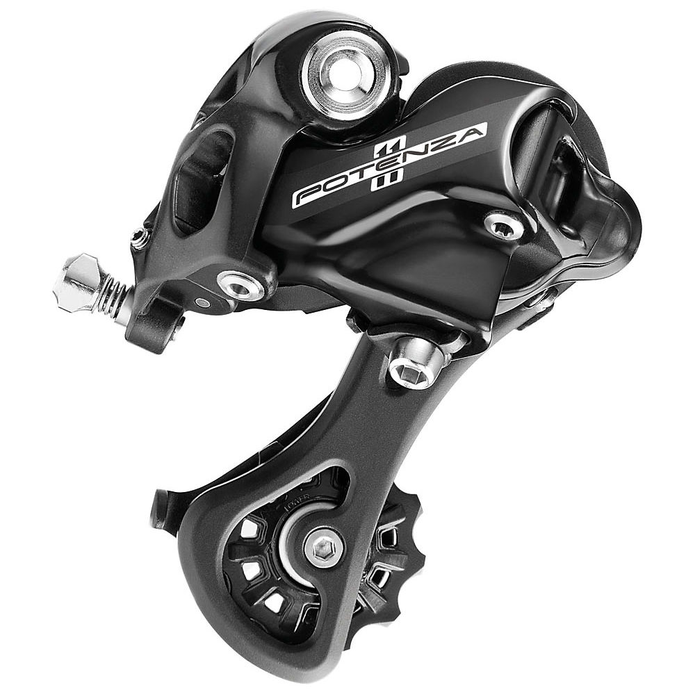 Campagnolo Potenza HO 11 Speed Rear Mech – Black – Medium, Black