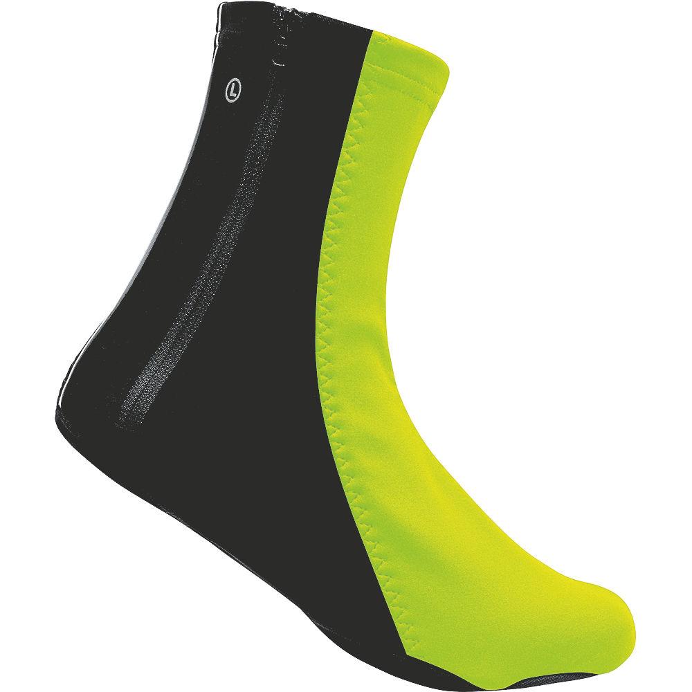 Image of Couvre-chaussures Gore Bike Wear Universal GWS (thermiques) - Jaune Noir néon