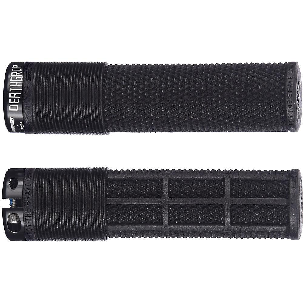 Puños DMR Brendog Death (sin bordes) - Negro - 135mm, Negro