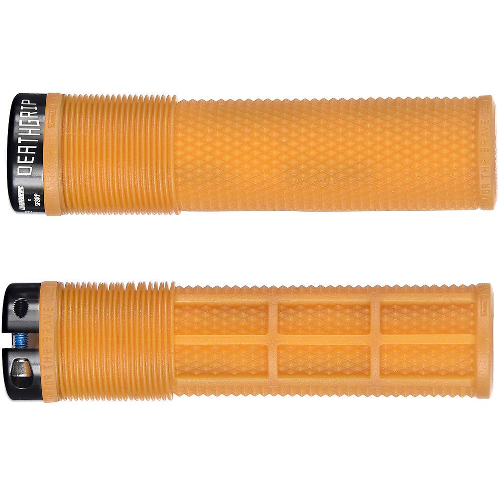 Puños DMR Brendog Death (sin bordes) - Gum - 135mm, Gum