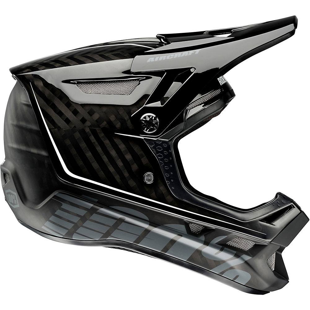 Image of Casque entier 100% Aircraft MIPS DH - Raw 2 - L