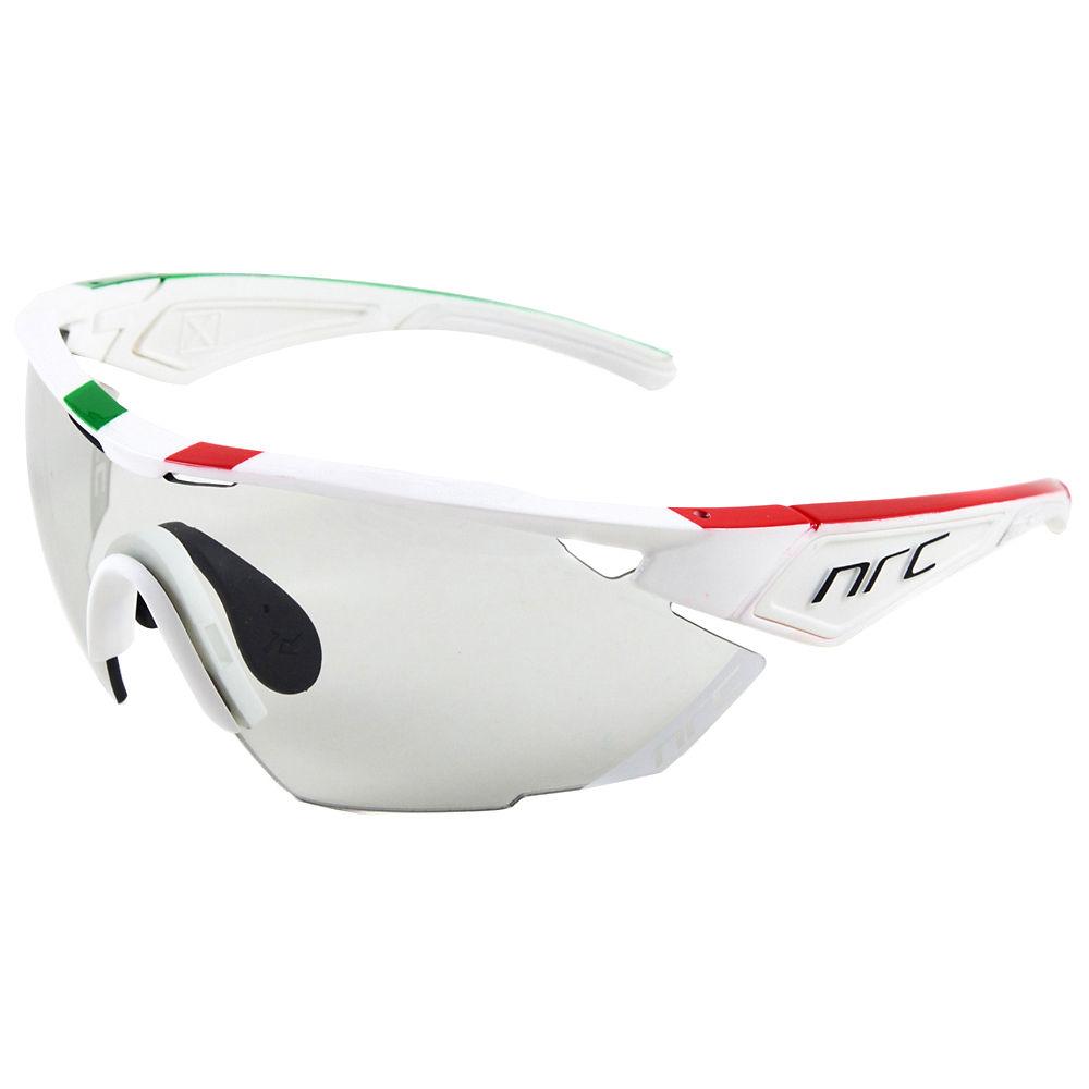Image of Lunettes de soleil NRC Eyewear NRC X Series X3 - Drapeau Italien brillant - Sportchromique, Drapeau Italien brillant - Sportchromique