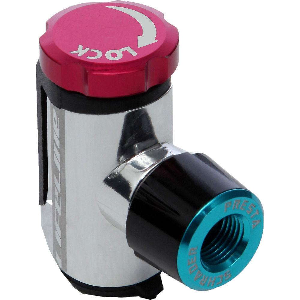 Cabezal inflador de CO2 con válvula de control LifeLine