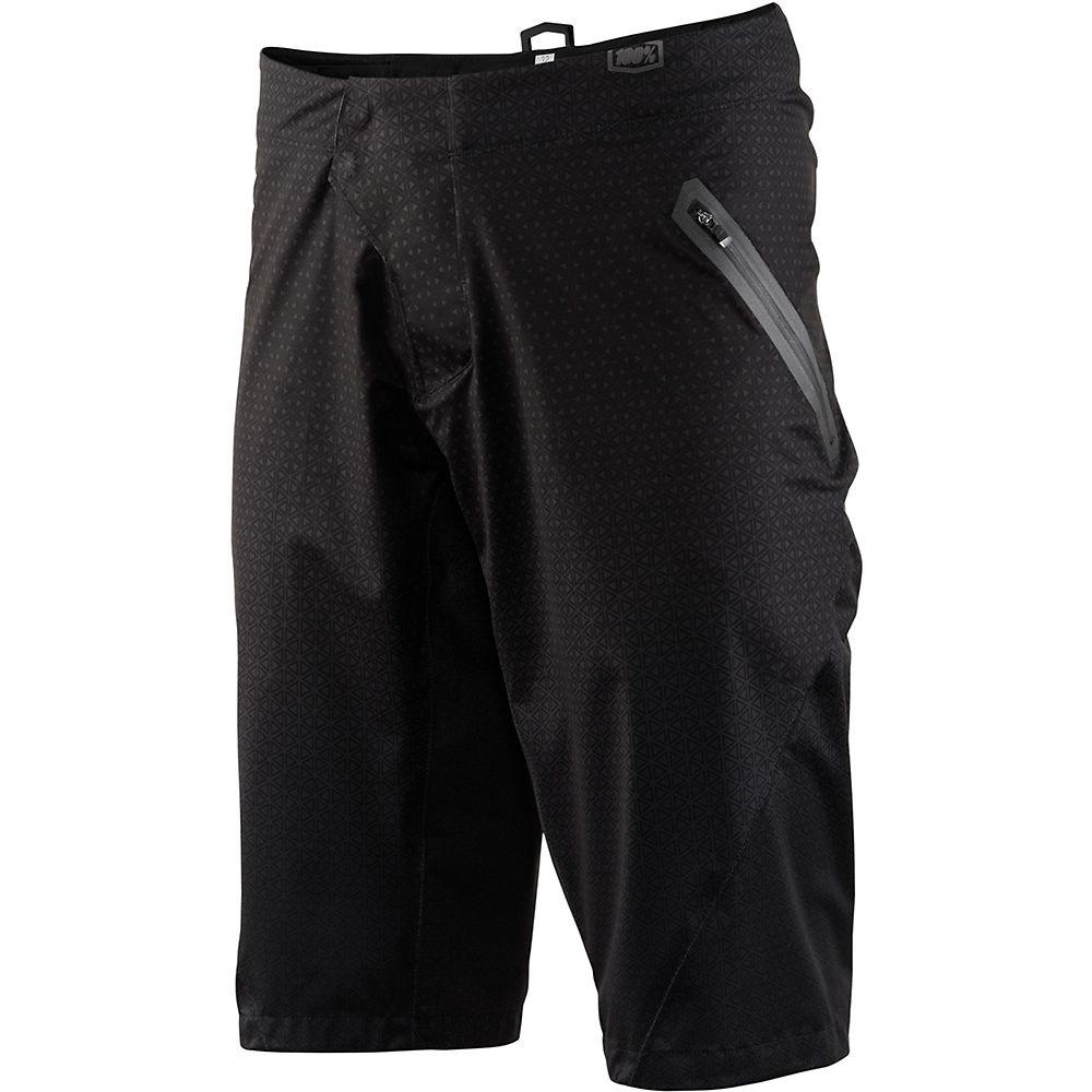 100% Hydromatic Short - Black Fade - 36, Black Fade