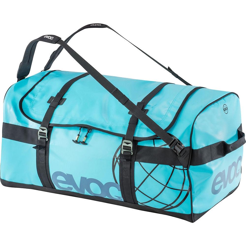 Evoc Duffle Bag 40L (PVC Free) – Neon Blue – 40L – S, Neon Blue