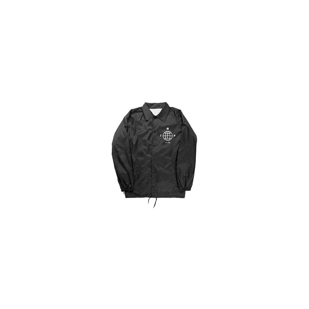 Image of Veste WeThePeople Coach - Noir - XL, Noir