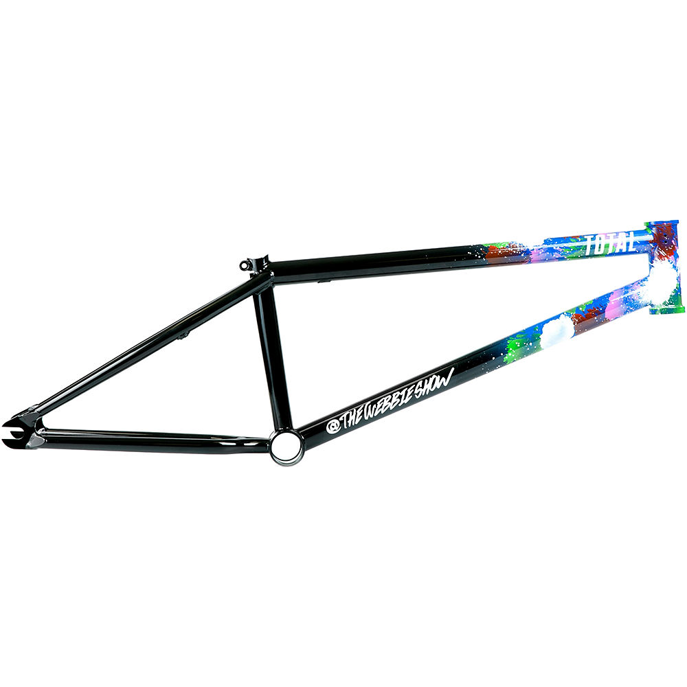 "Image of Cadre Total BMX TWS - Ruckerz Delight - 20.3"", Ruckerz Delight"