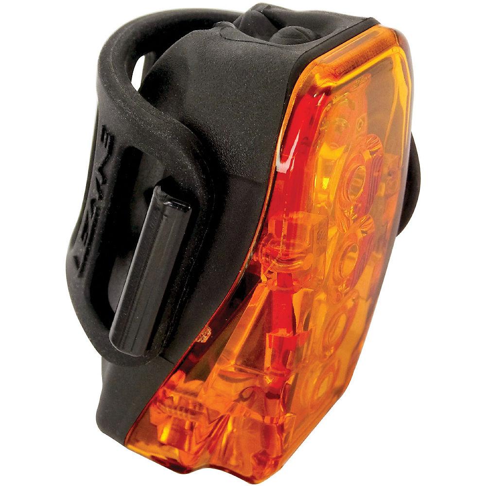 Lezyne Laser Rear Projector Light - Black, Black