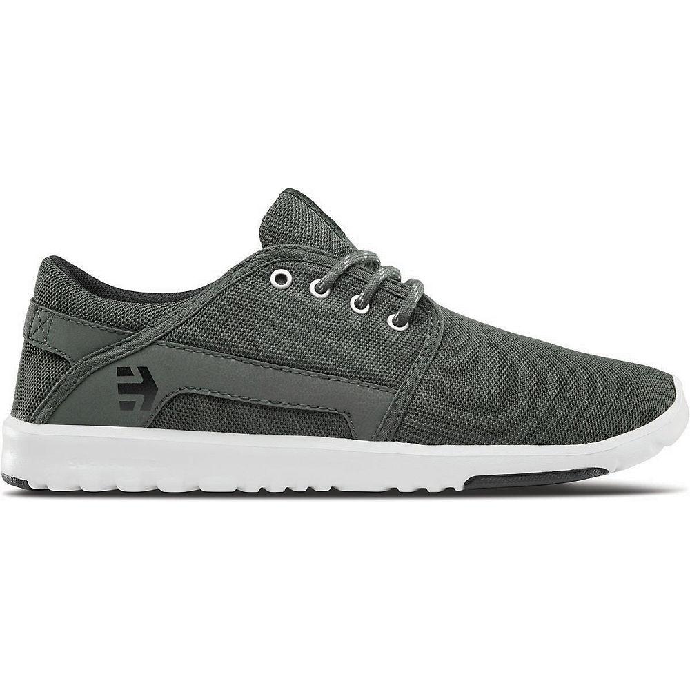 Etnies Scout Shoes - Dark Green - UK 8, Dark Green