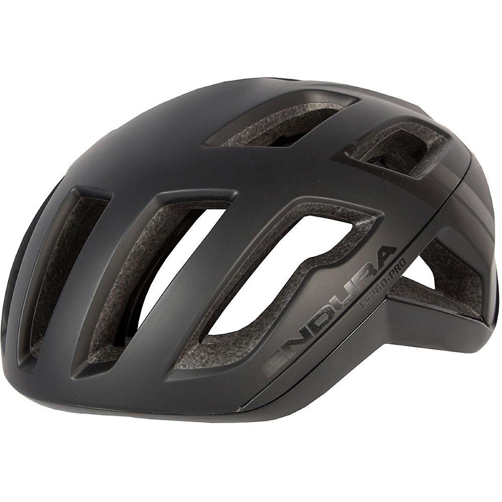 Endura FS260-Pro Helmet – Black – L/XL/XXL, Black