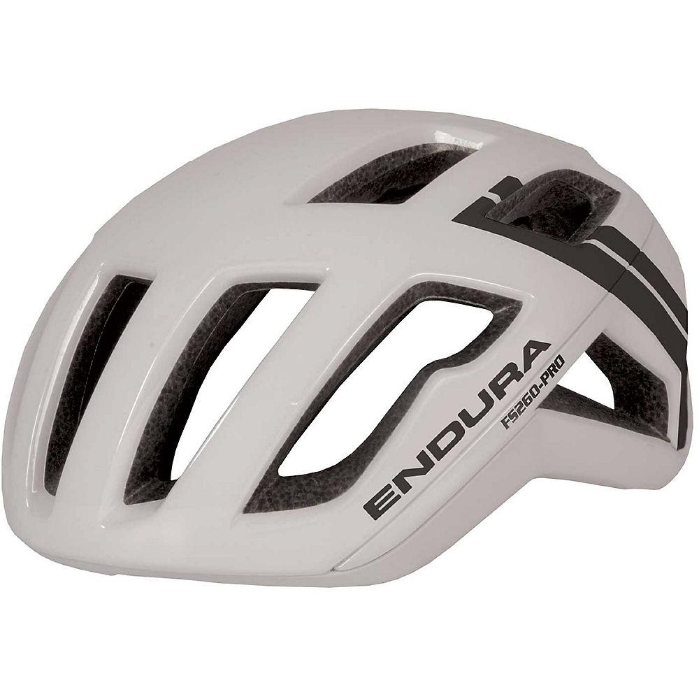 Endura FS260-Pro Helmet – White – L/XL/XXL, White