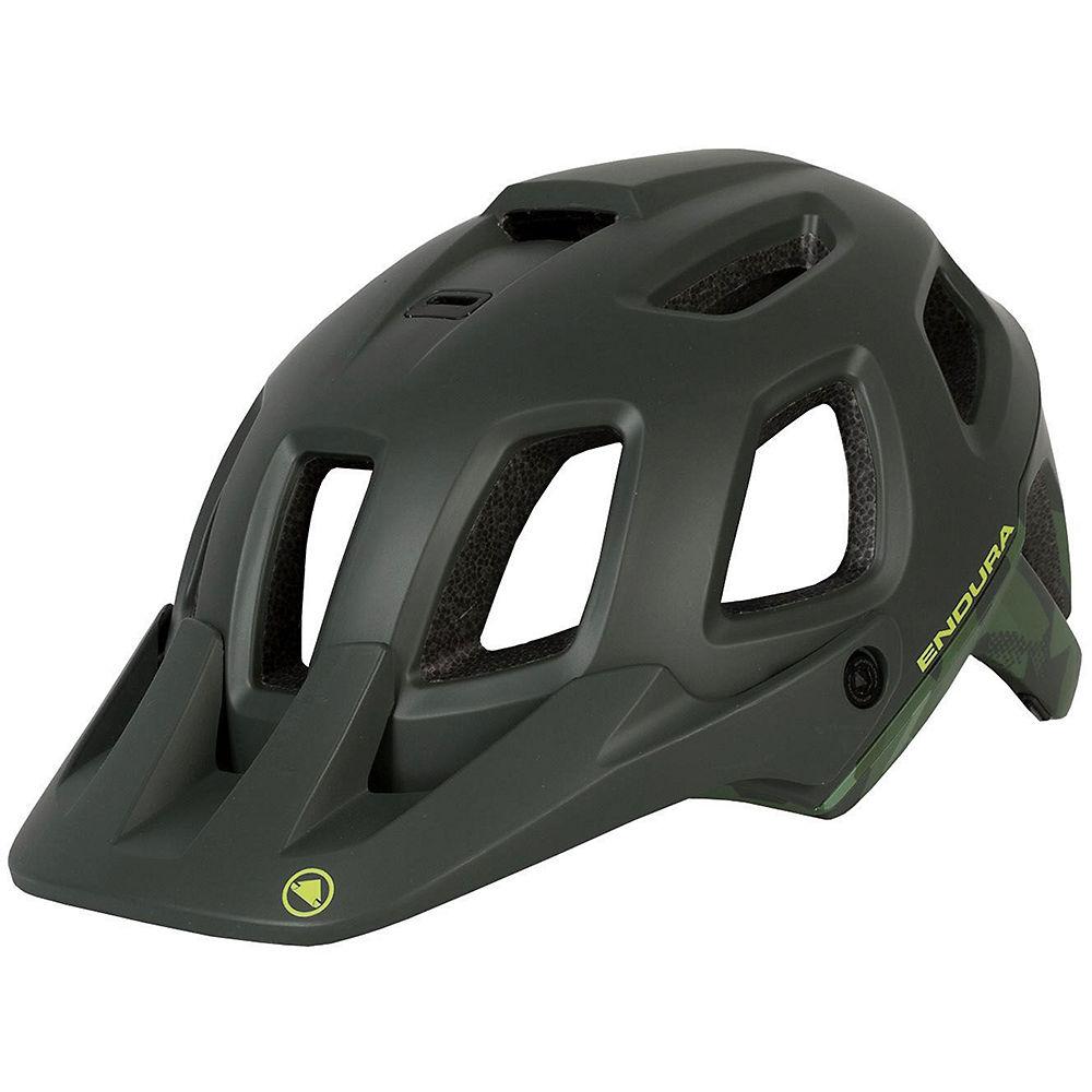 Dhb Mtb Long Sleeve Trail Jersey  - Green - Xxl  Green