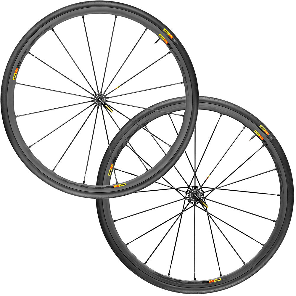 Juego de ruedas de carretera Mavic R-SYS SLR 2018