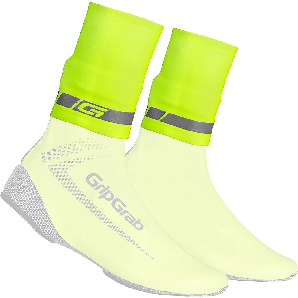 Gripgrab Hi Vis Cyclingaiter - Fluo Yellow - L/xl/xxl  Fluo Yellow