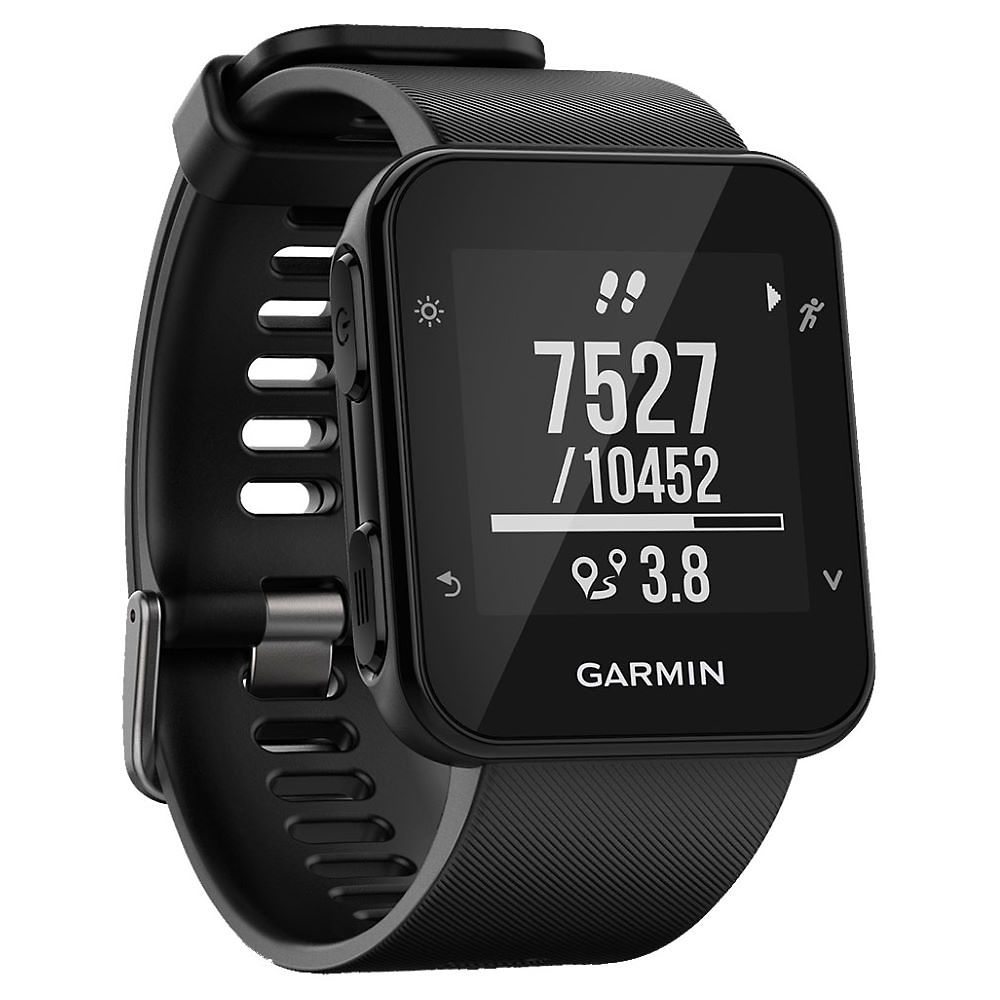 Reloj GPS de running Garmin Forerunner 35 - Negro, Negro