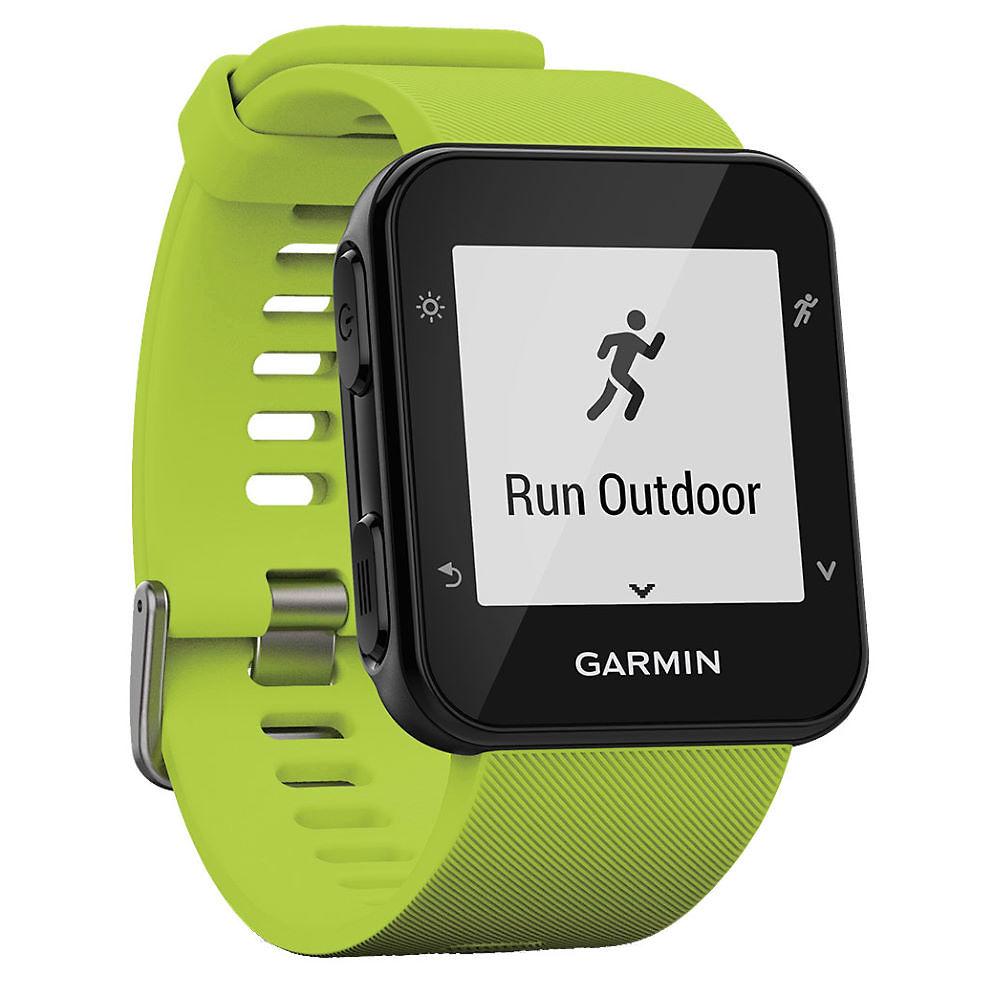 Garmin Forerunner 35 GPS Running Watch - Green, Green