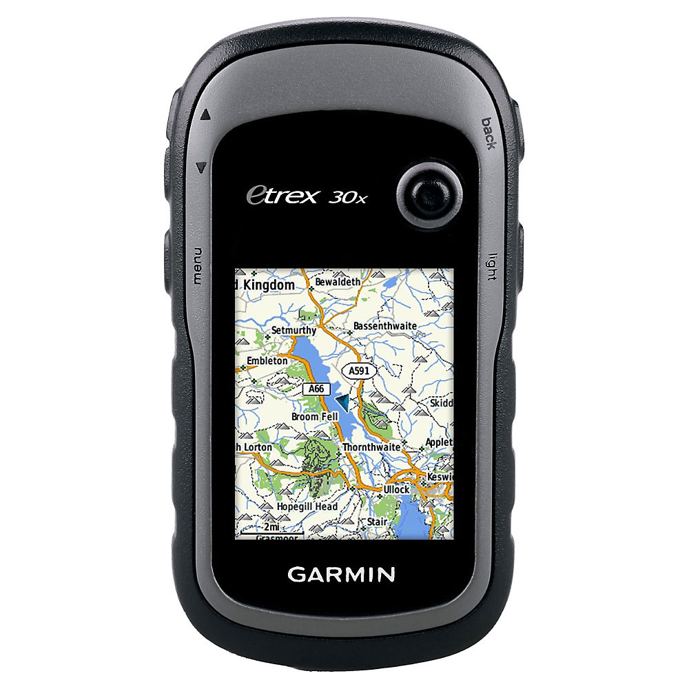 GPS con mapas para Europa occidental Garmin eTrex 30x 2017