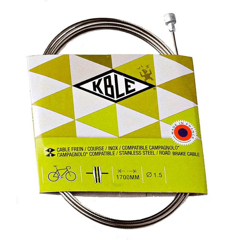 Image of Câble de frein route Campagnolo Transfil - Argent, Argent